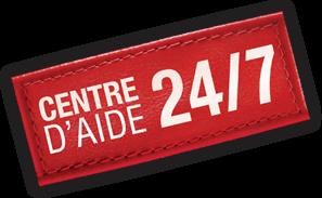 Centre d'Aide 24-7